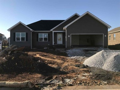 Lot 122 Tumbleweed Trail Ave, Bowling Green KY 42101