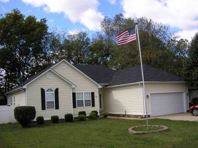 829 Wintercress Lane, Bowling Green KY 42104